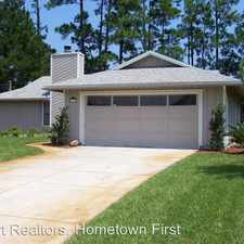 Rental info for 4321 Seabreeze Dr in the Jacksonville Beach area