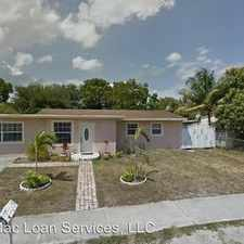 Rental info for 4351 NW 171st Street in the Miami Gardens area