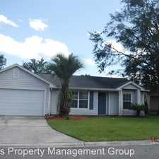 Rental info for 7559 N. Dover Cliff Drive in the McGirts Creek area