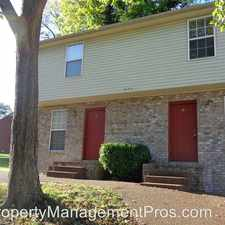 Rental info for 1604 Meharry Blvd. - A in the Fisk-Meharry area