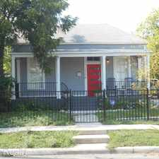 Rental info for 1118 Nolan Street in the Dignowity Hill area