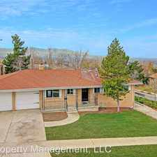 Rental info for 7390 S 2340 East in the Cottonwood Heights area