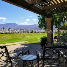 Rental info for Splendid Duna La Quinta Condo