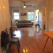 Rental info for 372 Jefferson Avenue #4 in the New York area