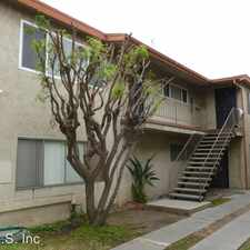 Rental info for 1123 E. Robidoux Street - Unit B in the Los Angeles area