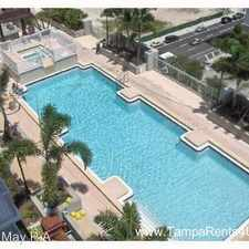 Rental info for 777 N Ashley Drive #2808 in the Uptown Tampa area