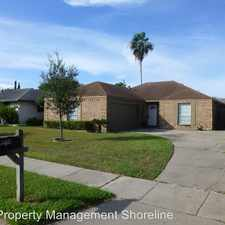 Rental info for 7430 Skyking Drive in the Flour Bluff area