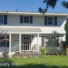 Rental info for 1107 S. Reed Street