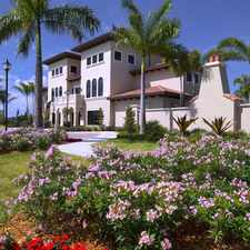Rental info for Miami Realty in the Fontainbleau East area