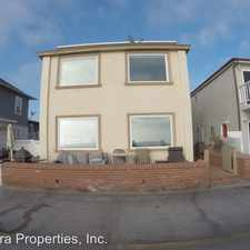 Rental info for 36 The Strand in the Hermosa Beach area