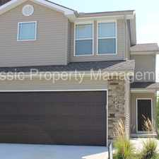 Rental info for Beautiful Town Home in Staley area in the Sherrydale area