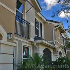 Rental info for Luxury Palm Beach Gardens Townhouse in the Palm Beach Gardens area