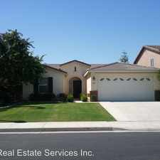 Rental info for 11518 Privet Pl in the Bakersfield area