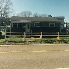 Rental info for 3369 Miller Store Road in the Norfolk area