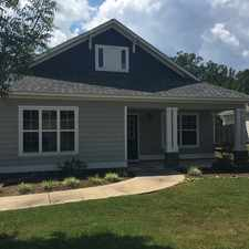 Rental info for 737 Lundy Chase Drive