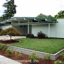 Rental info for 1629 Fairorchard Avenue in the Willow Glen area