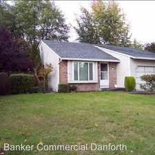 Rental info for 828 SW 317th Pl