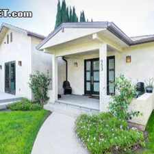 Rental info for $7999 3 bedroom House in Metro Los Angeles West Hollywood in the West Hollywood area