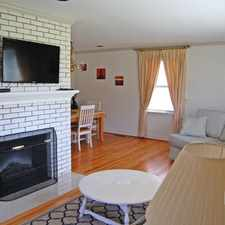 Rental info for Four Bedroom In Anne Arundel County