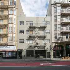 Rental info for 784 GEARY Apartments in the Lower Nob Hill area