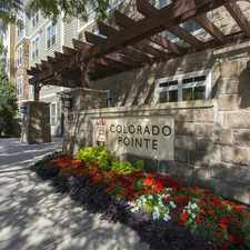 Rental info for Colorado Pointe Apartments