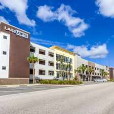 Rental info for Lake Lofts at Deerwood in the Secret Cove area