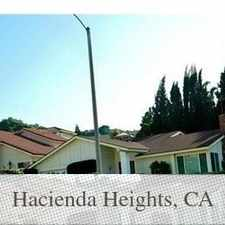 Rental info for House - In A Great Area. in the Hacienda Heights area