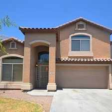 Rental info for House In Move In Condition In Laveen