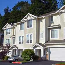 Rental info for Langara Apartments in the Issaquah area