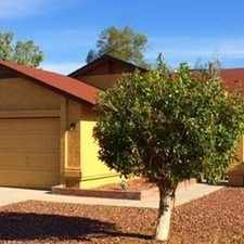 Rental info for 4 Bedrooms House - This Home Features A Covered...