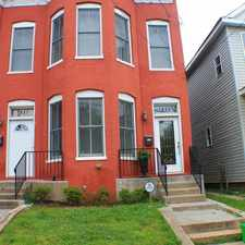 Rental info for 1025 Decatur Street in the Manchester area