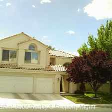 Rental info for 29 CROWN VALLEY DR in the Green Valley Ranch area