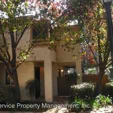 Rental info for 7421 Mission Trails Drive #132 in the Lake Murray area