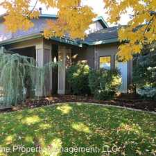 Rental info for 4990 N Lakes Edge Pl in the Eagle area