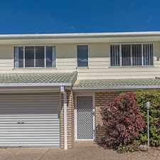 Rental info for Low Maintenance in a Small Complex! in the Brisbane area