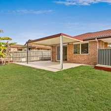 Rental info for Stylish Low Set Brick Family Home in the Brisbane area