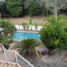 Rental info for UNIQUE HOME IN URANGAN in the Hervey Bay area