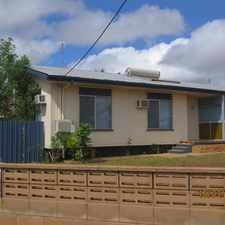 Rental info for large 3 bedroom house!! With a Brand New Fence in the Mount Isa area