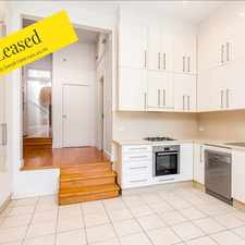 Rental info for Leased Ray White Inner West Rentals!