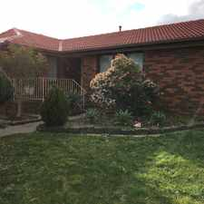 Rental info for 4 Bedrooms in St Albans!!!