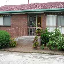 Rental info for Doncaster Retirement Village - Entry via Church Road, Doncaster in the Melbourne area