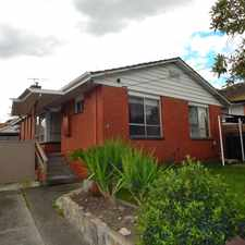 Rental info for Spacious & Superbly Situated! in the Bundoora area