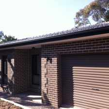 Rental info for Price reduced - BRAND New GRANNY FLAT!!!!! in the Westmead area
