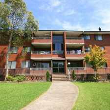 Rental info for Well Presented 2 Bedroom Unit on First Floor