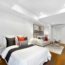 Rental info for STYLISH STUDIO APARTMENT MOMENTS FROM THE CBD! in the Sydney area
