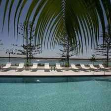 Rental info for Modern 1 bedroom Apartment + Study in the Gold Coast area