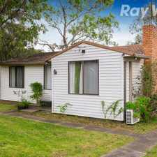 Rental info for Neat & Tidy 3 Bedroom Home!