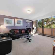 Rental info for FABULOUS APARTMENT IN PARKLAND SETTING in the Darlinghurst area