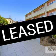 Rental info for Ideally Located 2 Bedroom Apartment