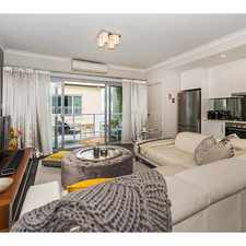 Rental info for Stylish Unfurnished 2 Bedroom 2 Bathroom Apartment in the Northbridge area